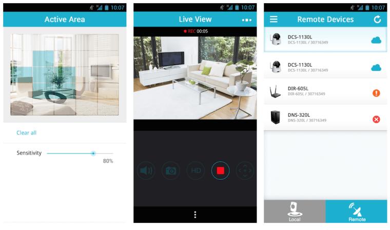 mydlink-lite-app-review