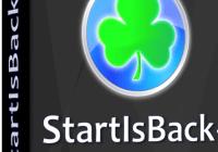StartIsBack