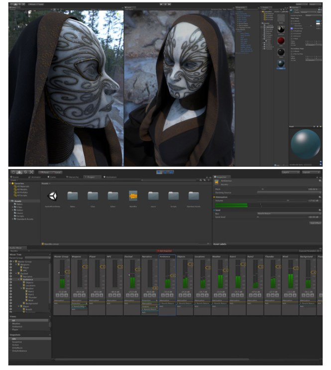 Unity3D Pro windows