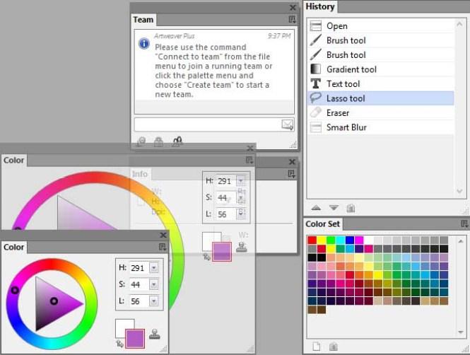 Artweaver Plus windows