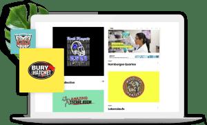 Softineer Home Creative Agency Banner