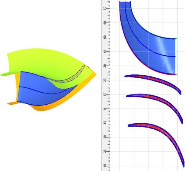 Existing-Blade-Geometric-Properties