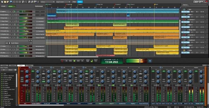 Mixcraft latest version