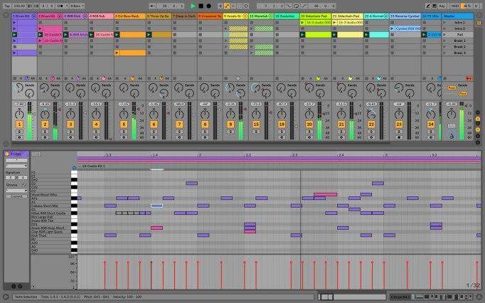 Ableton Live latest version