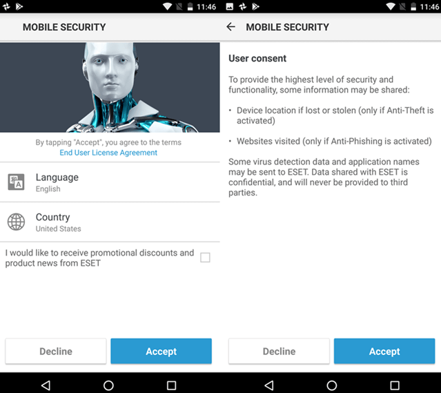 ESET Mobile Security latest version