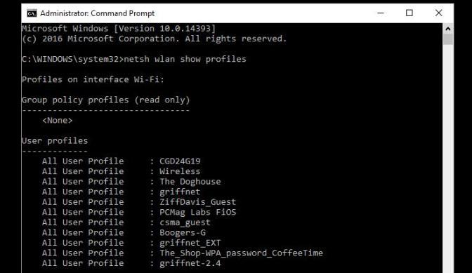 WiFi Hacker windows