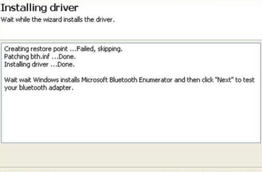 Bluetooth Driver Installer latest version