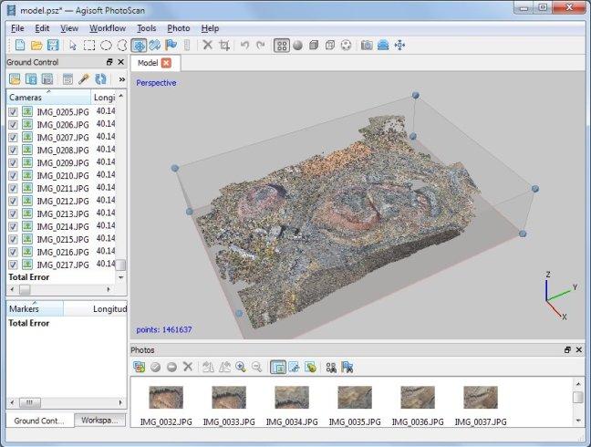 Agisoft PhotoScan Pro lattest version