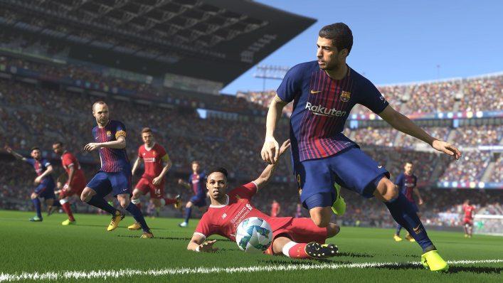 Pro Evolution Soccer windows
