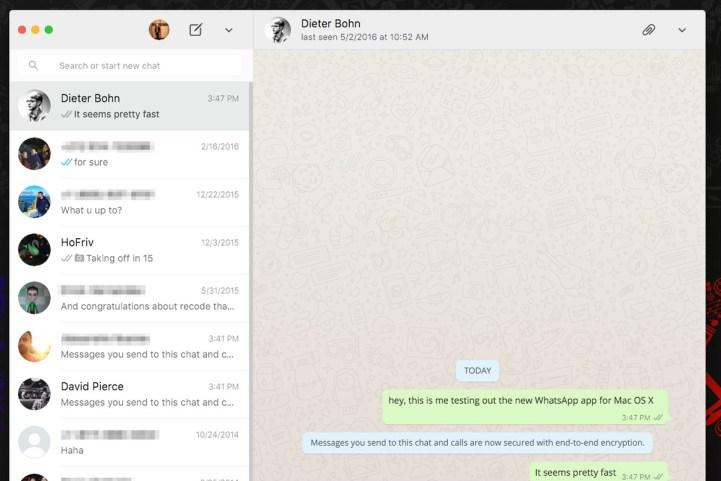 WhatsApp For Windows windows