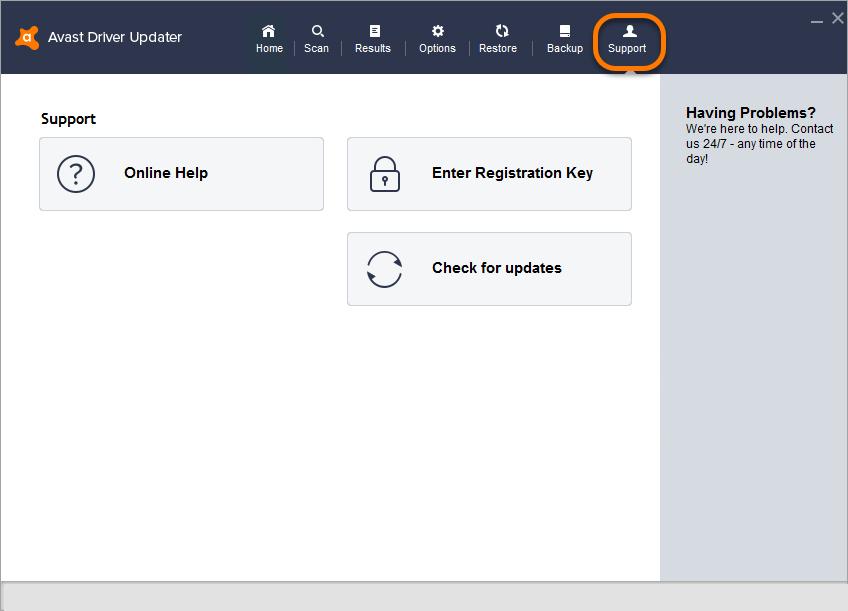 Avast Driver Updater windows