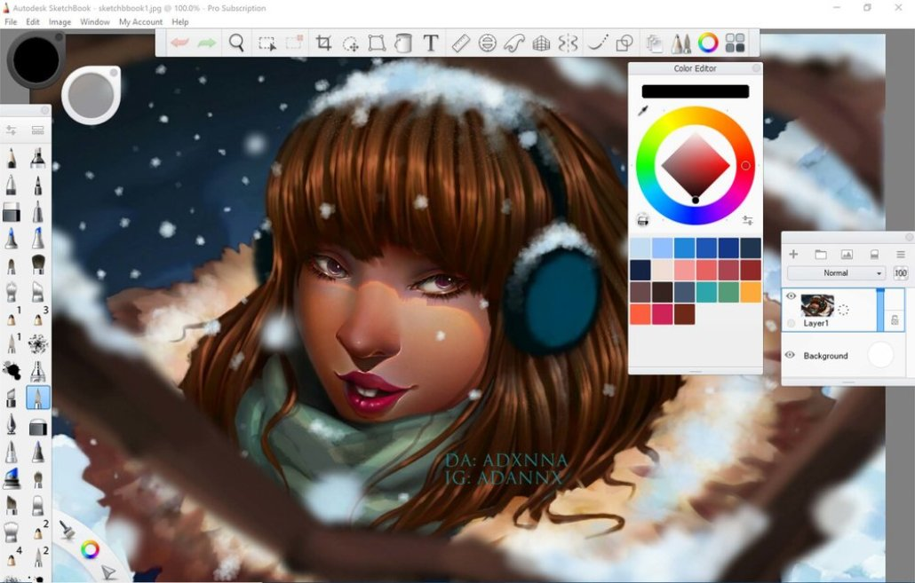 Sketchbook Pro latest version