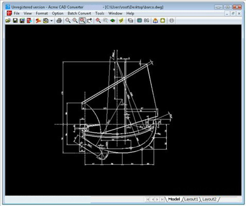 Acme CAD Converter latest version
