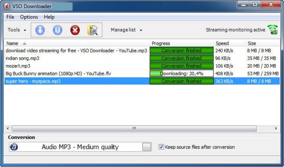 VSO Downloader windows