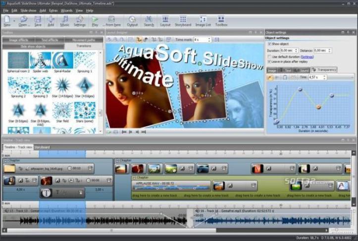 AquaSoft SlideShow Ultimate latest version