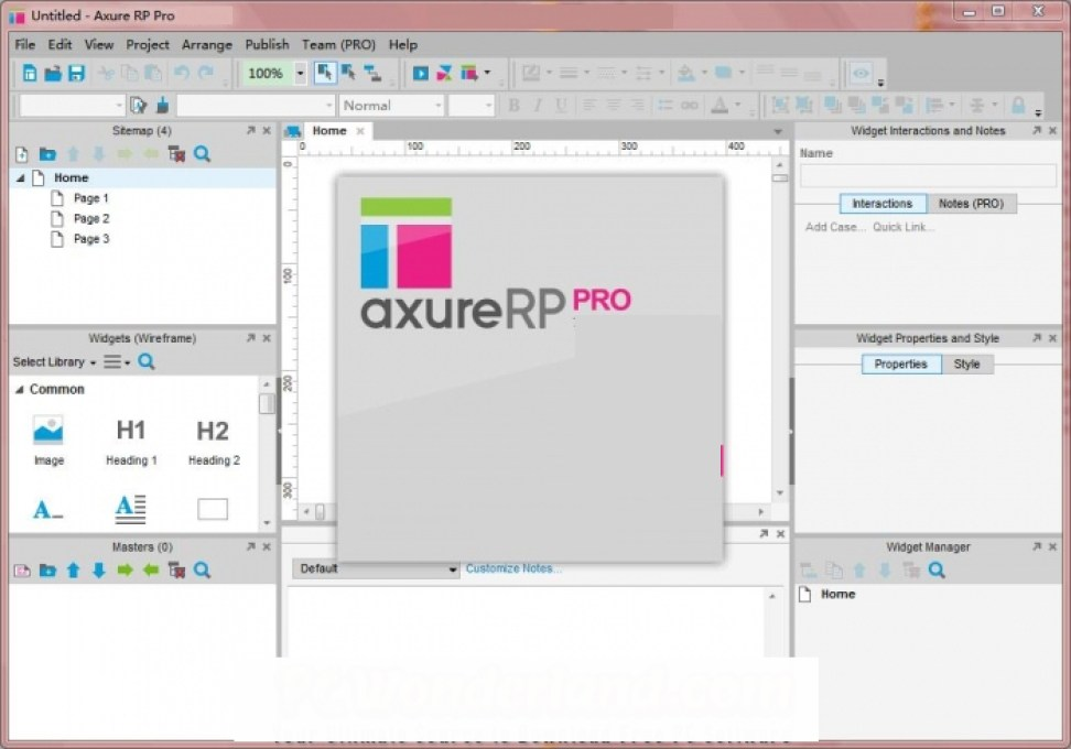 Axure RP Pro latest version