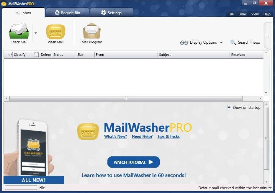 Firetrust MailWasher Pro windows