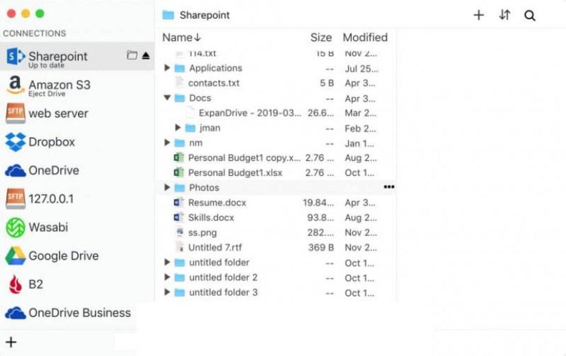 ExpanDrive latest version