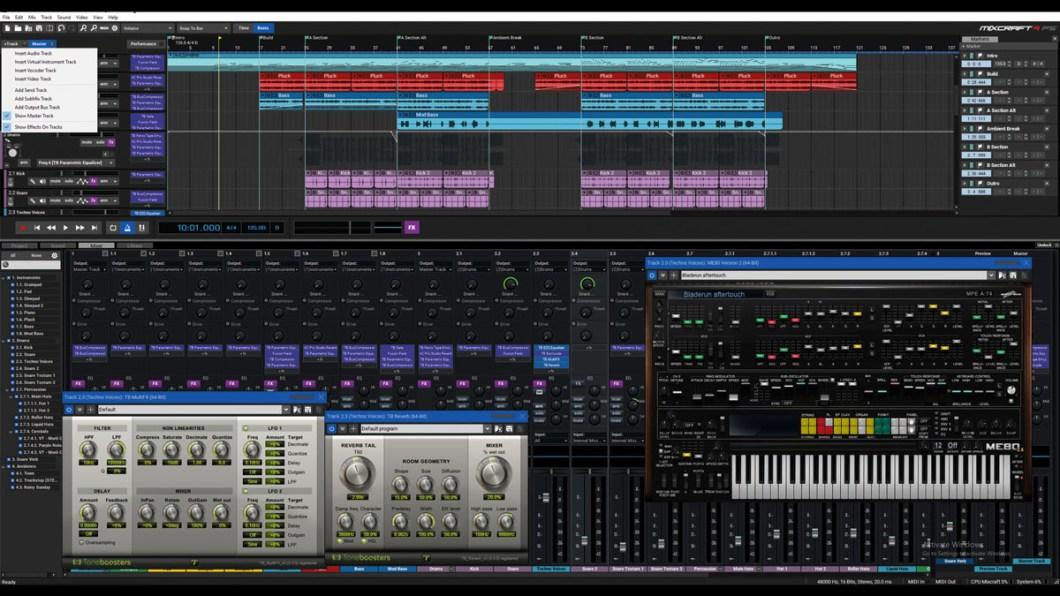 Mixcraft Pro Studio windows