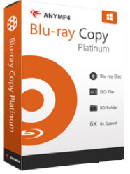AnyMP4 Blu-ray Copy Platinum Serial Key Download HERE