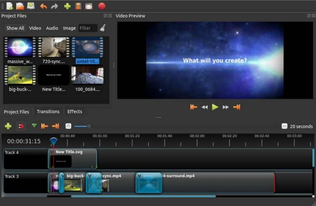 EaseUS Video Editor windows