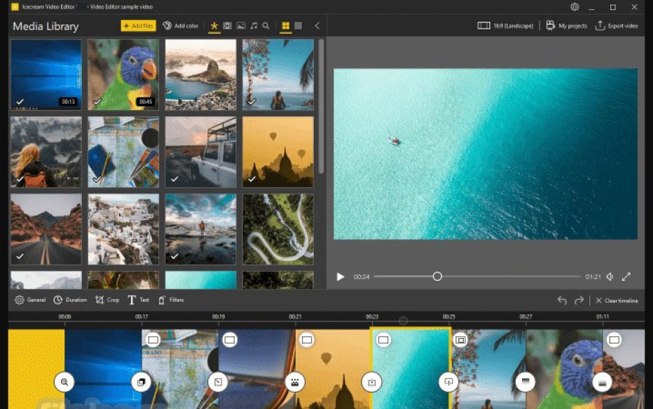 Icecream Video Editor Pro latest version