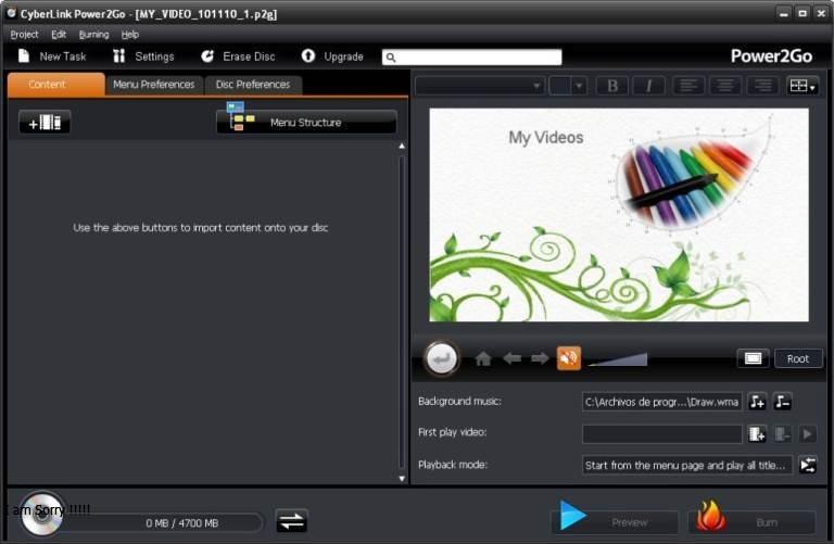 CyberLink Power2Go Platinum latest version