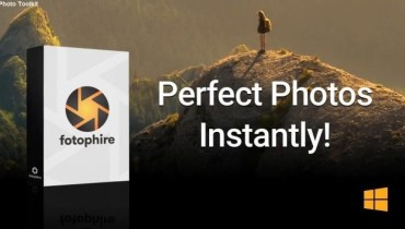 Wondershare Fotophire Photo Editor