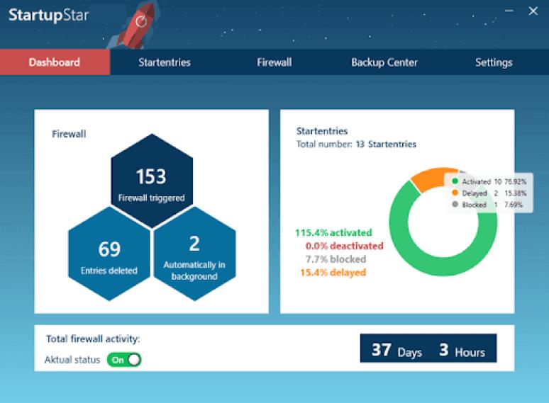Abelssoft StartupStar windows