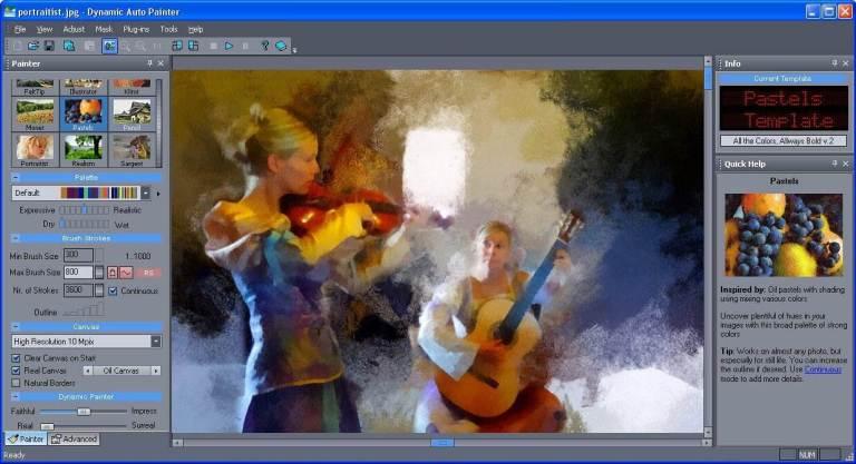 MediaChance Dynamic Auto Painter Pro windows