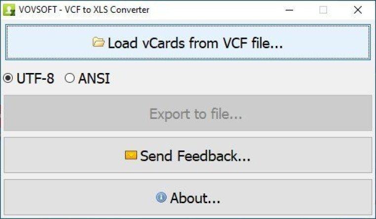 VovSoft SEO Checker windows