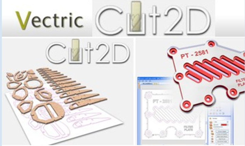 Vectric Cut2D Pro Serial Key Download HERE