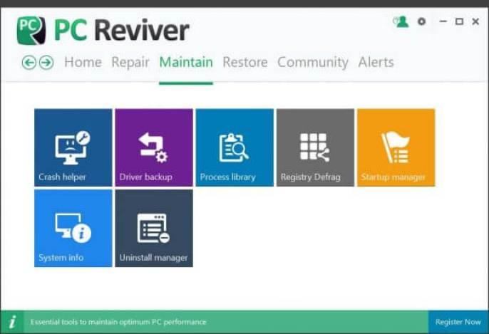 PC Reviver windows