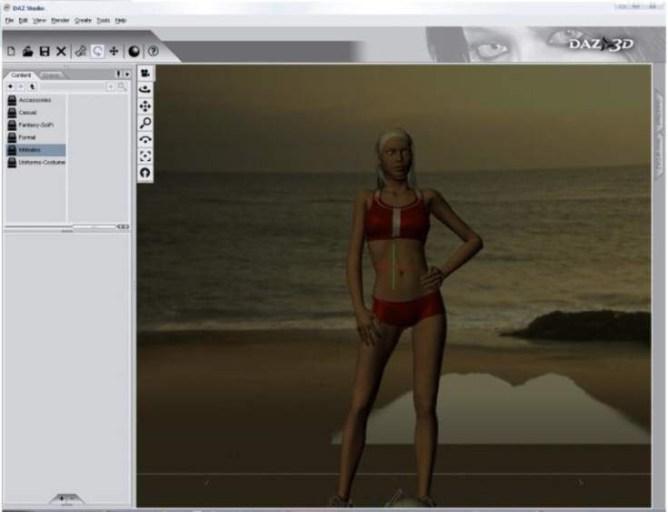 DAZ Studio Pro Edition latest version