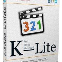 K-Lite Codec Pack Full Free Download + 64-bit Windows XP/7/8/10