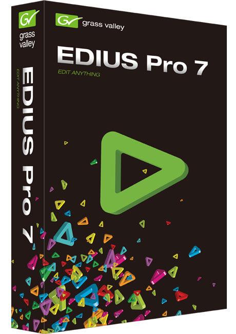 Edius Pro 7 free download For Windows- Video Editing Software