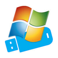 Windows 7 USB Flash Drive