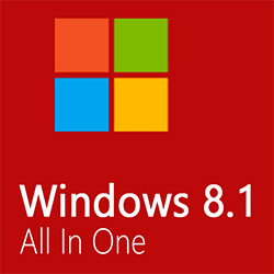 Windows 8.1 All in One ISO DVD