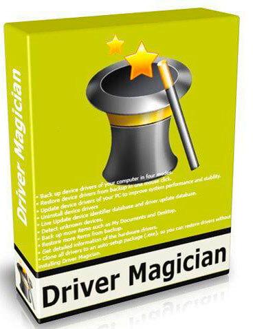 Driver Magician Free Download