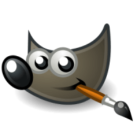 The Gimp Download logo icon