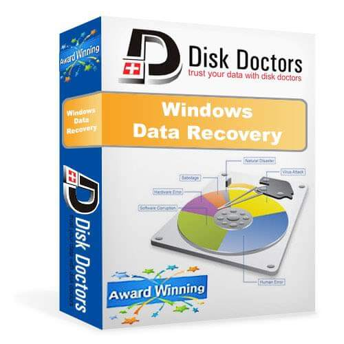 Disk Doctor Windows Data recovery 2015