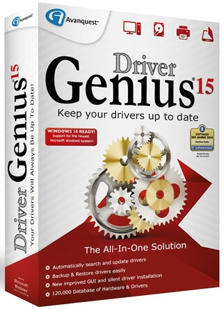 Driver Genius V15 Free Download