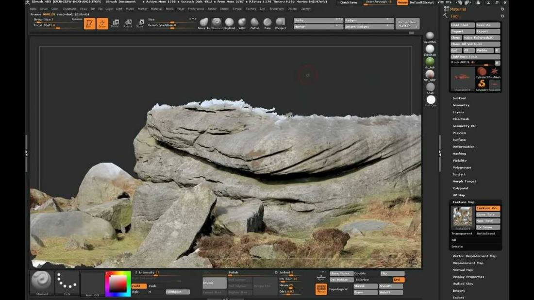 Agisoft 3D photo to model software