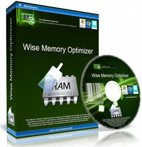 Wise Memory Optimizer Coverpage