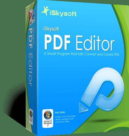 IskySoft PDF Editor 6 Professional Free Download