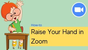 How to Raise Hand in Zoom Meeting