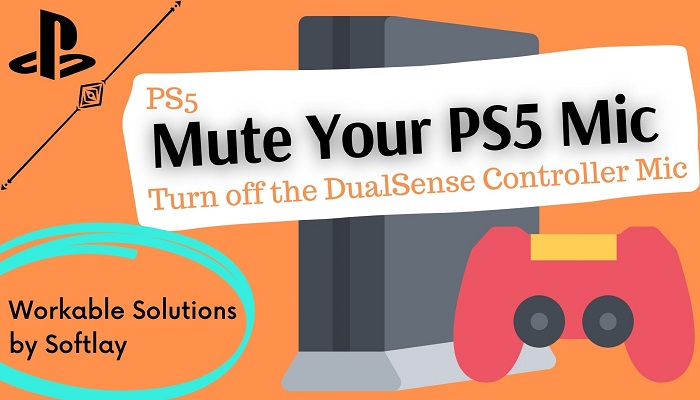 How to Turn off the PS5 DualSense Controller Mic? Mute Your PlayStation Controller Permanently