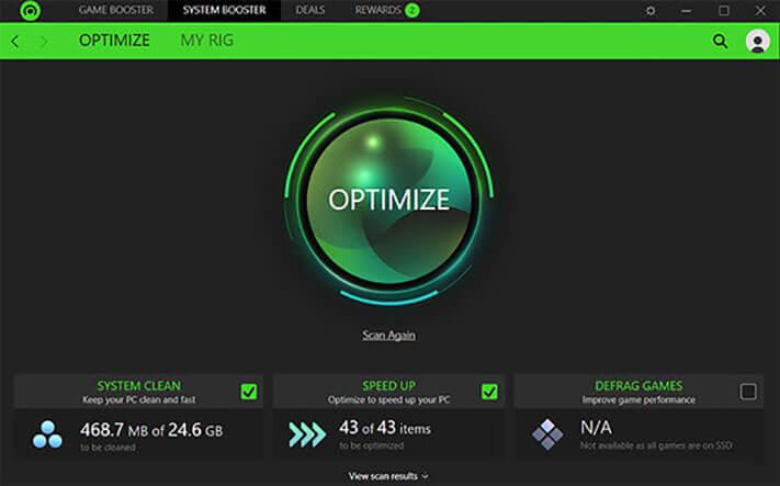 Razer Cortex Game Booster Download For PC