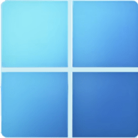 Windows 11 logo,