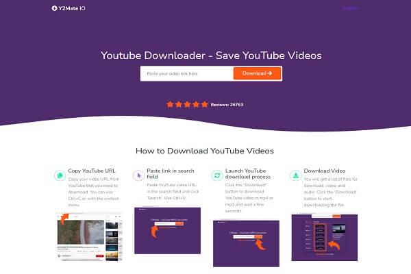 Y2Mate.Guru YouTube Downloader